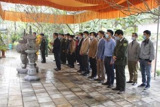 BQL VQG Phong Nha - Kẻ Bàng: Tổ chức các hoạt động nhân dịp Tết Tân Sửu 2021